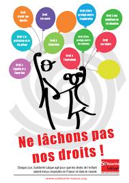 poster pour enfant kit d u0027animation sur les droits de l u0027enfant u2013 solidarité laïque