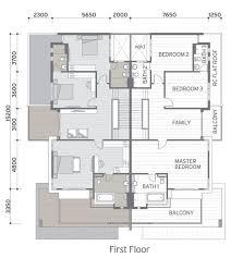 cluster home floor plans the purple field precinct introduction property johor bahru