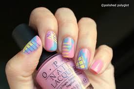 pink nail designs for short nails images nail art designs
