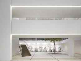 canap駸 le corbusier city green court architektur richard meier