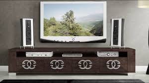 tv stands bedroom wall tv stand cabinet with recessed lighting