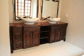 Wooden Vanity Units For Bathroom Solid Wood Bathroom Vanity Units Pertaining To Motivate Iagitos