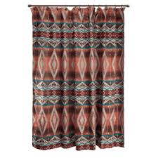 Western Style Shower Curtains Western Shower Curtains At Lone Western Decor