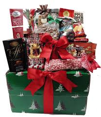 Food Gift Boxes Gift Baskets Christmas Holiday Decorative Gift Box