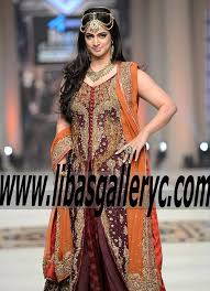 aisha s bridal imran outstanding designer bridal dress for special and wedding