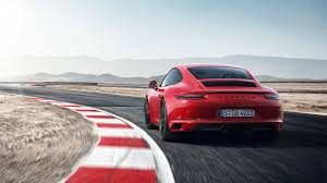 porsche 911 2017 2017 porsche 911 gts provides extra power one of five different