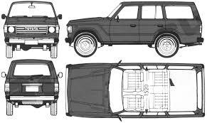 fj60 blueprint from carblueprints info everything fj60 fj60
