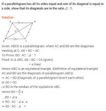triangles cbse class 10 extra questions with solutions learn cbse