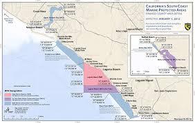 california map laguna mpa overview
