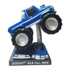 original bigfoot monster truck toy 4x4 monster truck bobblehead