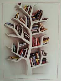 the mold with a tree shaped shelf for your books etsyfinds