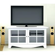 Design For Oak Tv Console Ideas Oak Tv Cabinet Glass Doors Pnashty For Cabinets With Designs 1