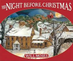 will moses christmas cards 24 best will moses images on moses folk