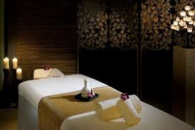 Spa Decorating Ideas For Business Massage Room Ideas Love The Curtains And Light Office Stuff
