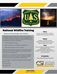 Wildfire Training by Sawtooth National Forest Home