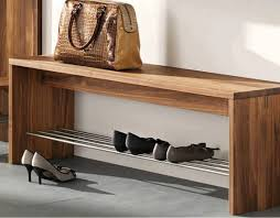 bench entertain entryway bench seat with hat coat rack storage
