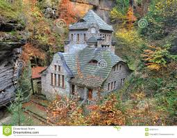 fairytale house royalty free stock photography image 34987947