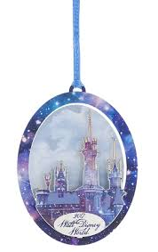 ornament 2017 walt disney world castle