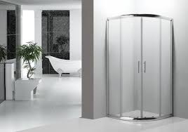 corner deep shower cabin enclosure full set 900mm x 900mm quadrant