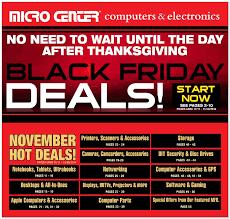 micro center 2014 black friday ad black friday archive black