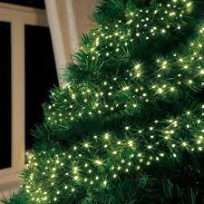 led trees decor