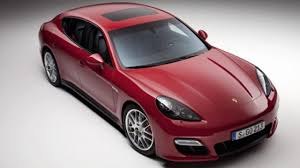 Porsche Panamera Red - the new porsche panamera gts top gear