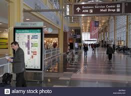 Dca Airport Map Virginia Arlington Ronald Reagan Washington National Airport Dca