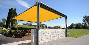 System Awnings Markilux Freestanding Shade Systems Markilux North America