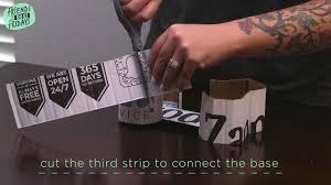 how to make a dog treat bowl from a cardboard box zappos com diy
