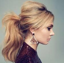 hair bump high ponytail hairstyles with bump high ponytail hairstyles with
