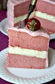 recipe for strawberry cheesecake cake it u0027s very simple to pull