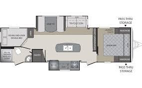 Wilderness Rv Floor Plans Keystone Bullet Premier Travel Trailer Chilhowee Rv Center
