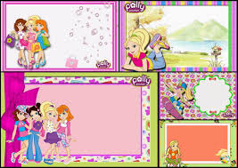 polly pocket free printable invitations labels or cards is it