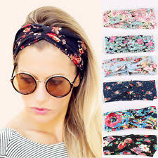 knotted headband unbranded cotton blend women s knot headband ebay