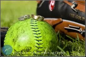 Baseball Wedding Ring by Baseball Theme Wedding Strike On Love With This Original Theme