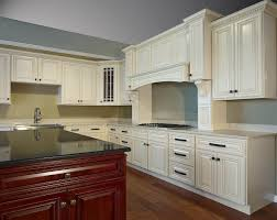 Lower Cabinets White Cabinets White Granite Counters Incredible Home Design