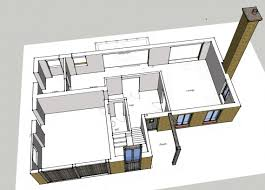 how much to build a 4 bedroom house new build 4 bedroom house ground floor plan james matley architect
