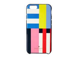 New Yorks Flag Kate Spade New York Flag Stripe Resin Phone Case For Iphone 6 Lyst
