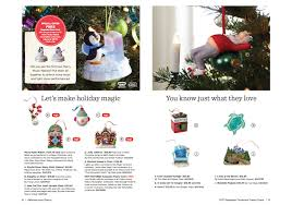 2017 keepsake ornament debut mailer hallmark