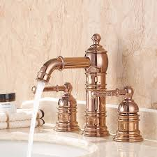 Gold Faucet Bathroom by Modern Pullout Spray Spring Pipe Kitchen Sink Faucet