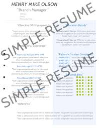 simple resume examples for students basic resume example resume basic format examples of simple how to write a simple resume sample inspiration decoration sample of simple resume