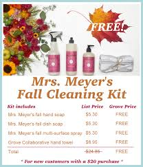 Fall Scents Free Mrs Meyer U0027s Fall Scents Are Here Ask Anna