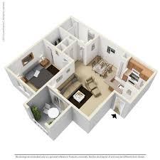 One Bedroom Apartments In Tampa Fl 1 U0026 2 Bedroom Apartments In Tampa Fl Audubon Village Floor Plans