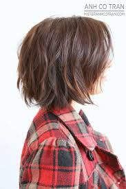 cut your own shag haircut style image result for brunette shag haircut hair styles pinterest