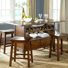 counter table with storage furniture lovely dining table with storage high top dining dining