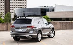 2018 volkswagen atlas in depth model review car and driver