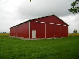 Hoop Barns For Sale Pole Barn Construction Ebay