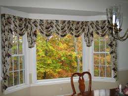 beauty bow window curtains bow window curtains idea home image size full