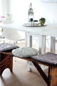 Dining Room Bench Seating by Dining Room Table Bench Cushions Dining Table Bench Pads Dining