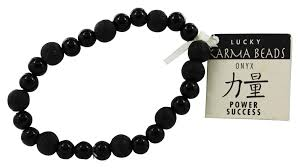 lucky bead bracelet images Buy zorbitz karmalogy lucky karma beads bracelet onyx black jpg